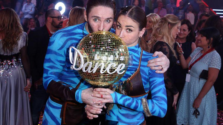 "Gil Ofarim und Ekaterina Leonova beim ""Let's Dance""-Finale"