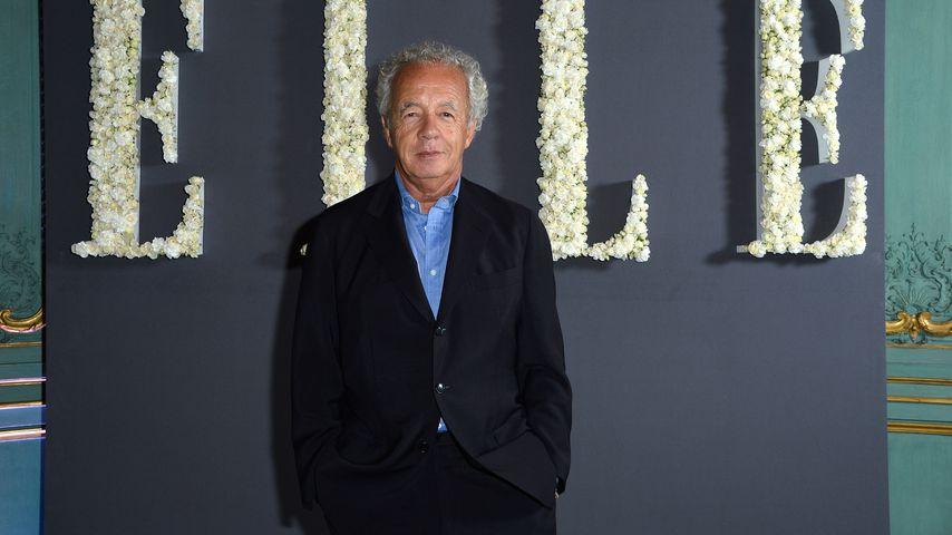 Gilles Bensimon, 2015