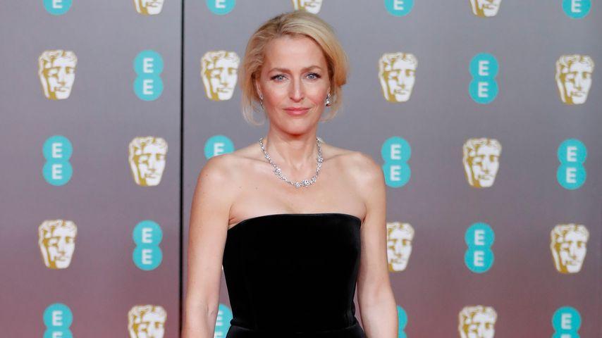 Gillian Anderson bei den BAFTA Awards 2020