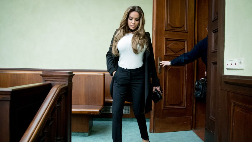 """Gina-Lisa Lohfink: Jetzt """"modelt"""" sie für Victoria's Secret!"""