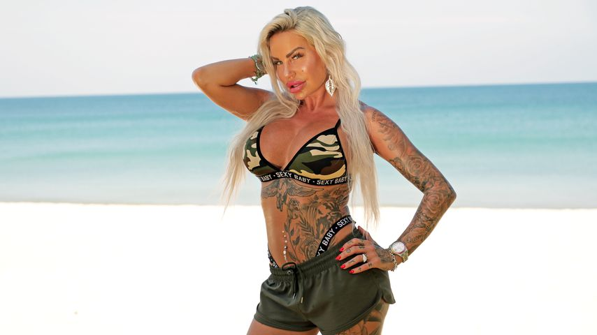 Gina-Lisa Lohfink, TV-Sternchen