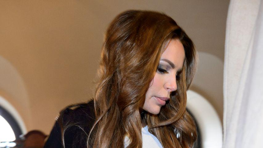 Vor die Presse gezerrt: Ist Gina-Lisa Opfer ihrer Berater?