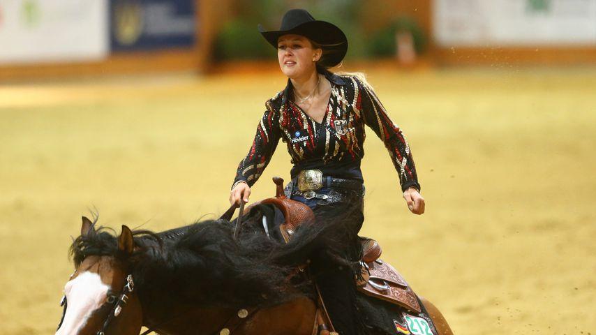 Western-Weltmeisterin Gina-Maria Schumacher