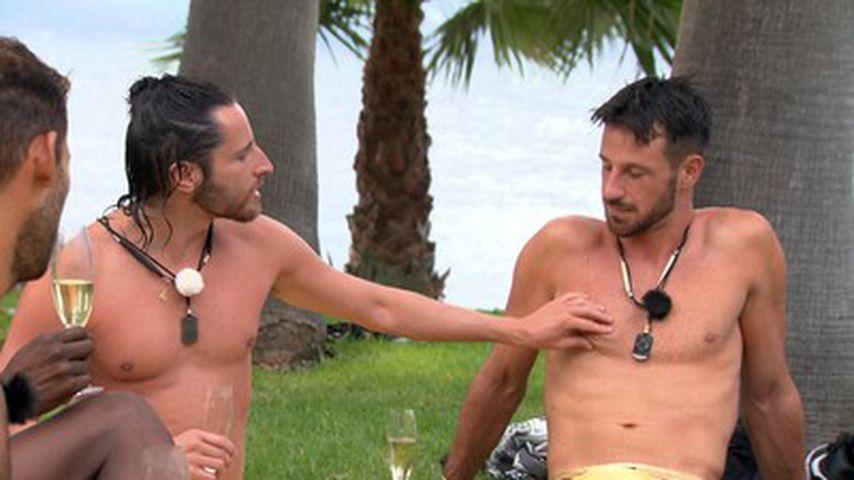 """""""Prince Charming"""": Alex und Gino halten heimlich Händchen!"""