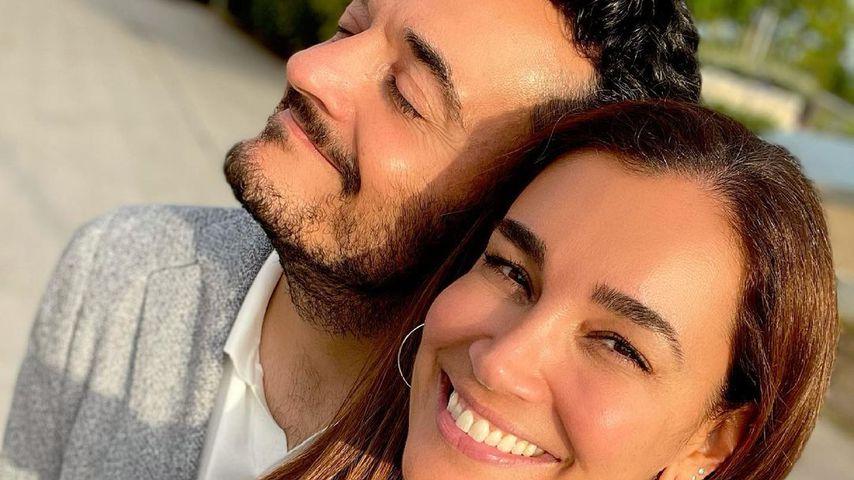 Sänger Giovanni Zarrella und Moderatorin Jana Ina Zarrella