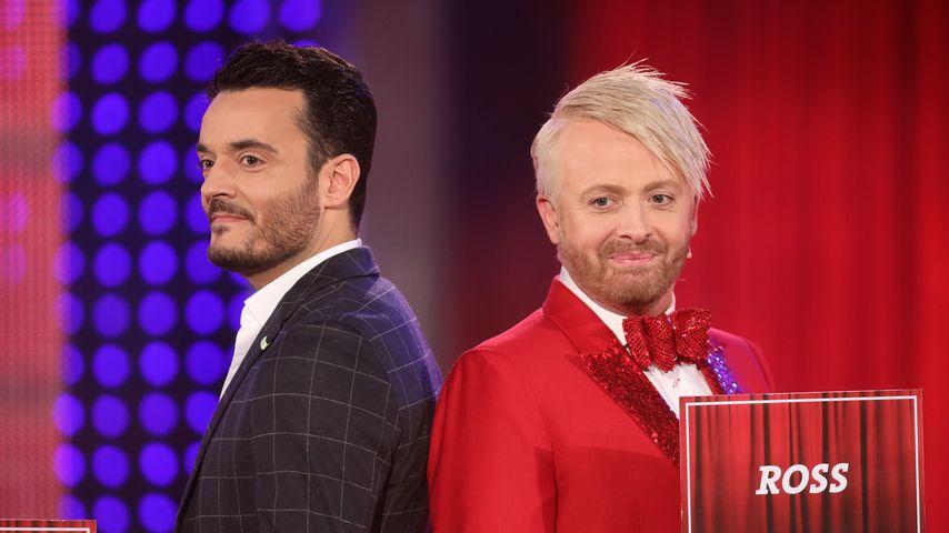 "Giovanni Zarrella und Ross Antony, Ex-""Popstars""-Gewinner"