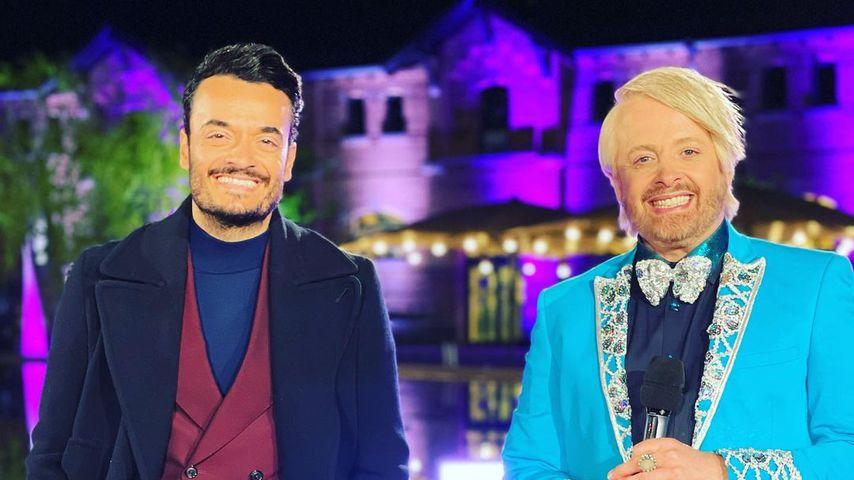 Giovanni Zarrella und Ross Antony