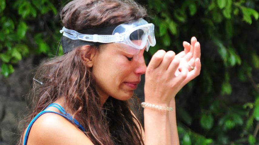 Gefaked? Dschungel-Fans werfen Gisele eine klare Taktik vor