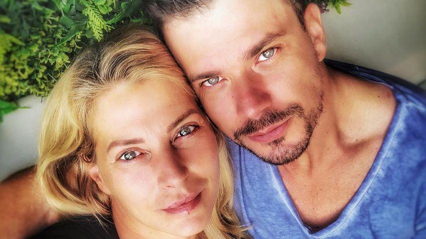 Liebes-Beweis: Giulia Siegel & ihr Ludwig haben Paar-Tattoos