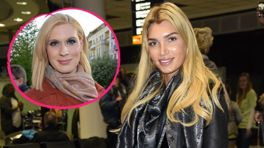 """Unter aller Sau!"": Rückendeckung für Giuliana Farfalla"