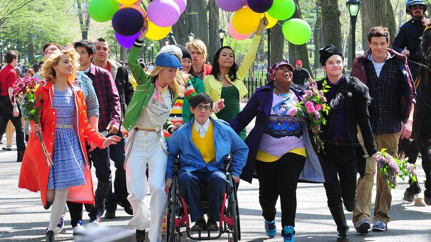Also doch! Glee wird nach der 6. Staffel abgesetzt
