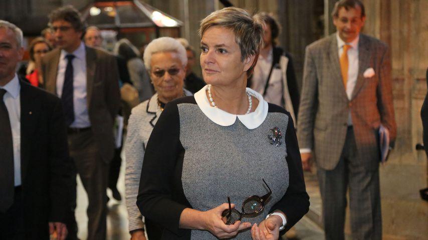 Gloria von Thurn und Taxis in Brüssel, 2013