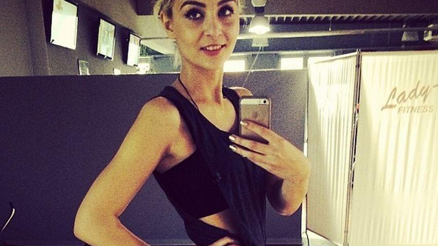 Fit statt mager! GNTM-Lisa trainiert für mehr Pfunde
