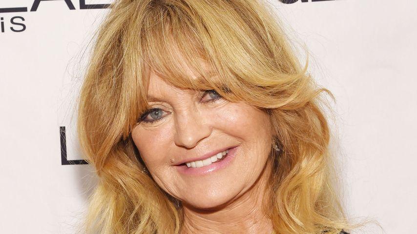 Hollywood-Star Goldie Hawn