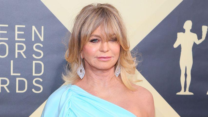 Goldie Hawn im Januar 2018 in Los Angeles