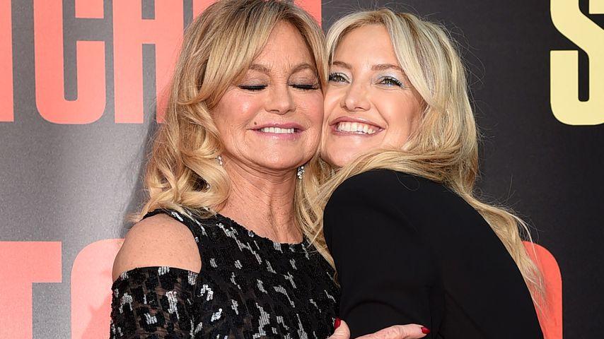 """Goldie Hawn und Kate Hudson bei der """"Snatched""""-Premiere in L.A. im Mai 2017"""