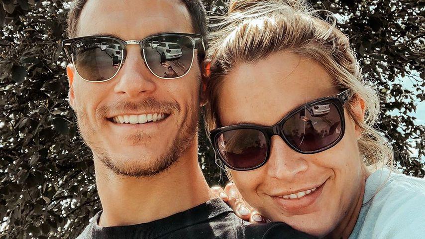 Gorka Marquez und Gemma Atkinson