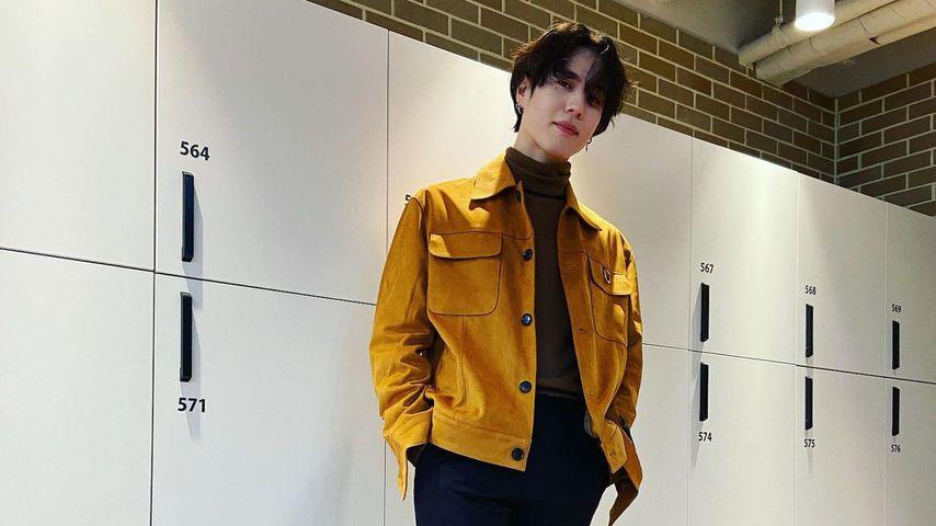 GOT7-Mitglied Kim Yugyeom auf Instagram