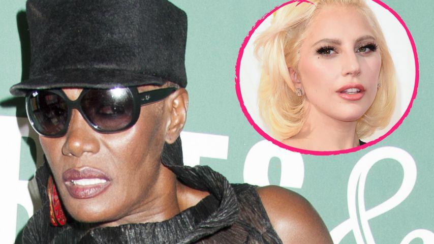 Treffen mit Lady GaGa: Grace Jones hat keine Seele gespürt