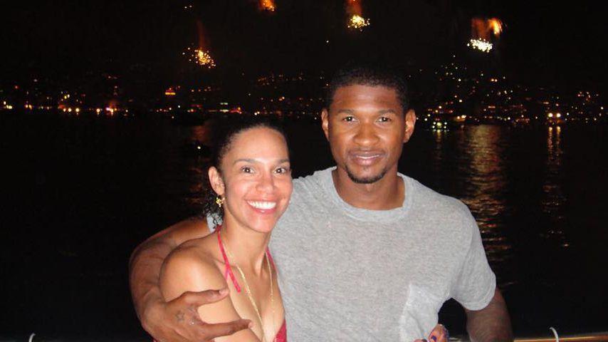 Grace Miguel und Usher