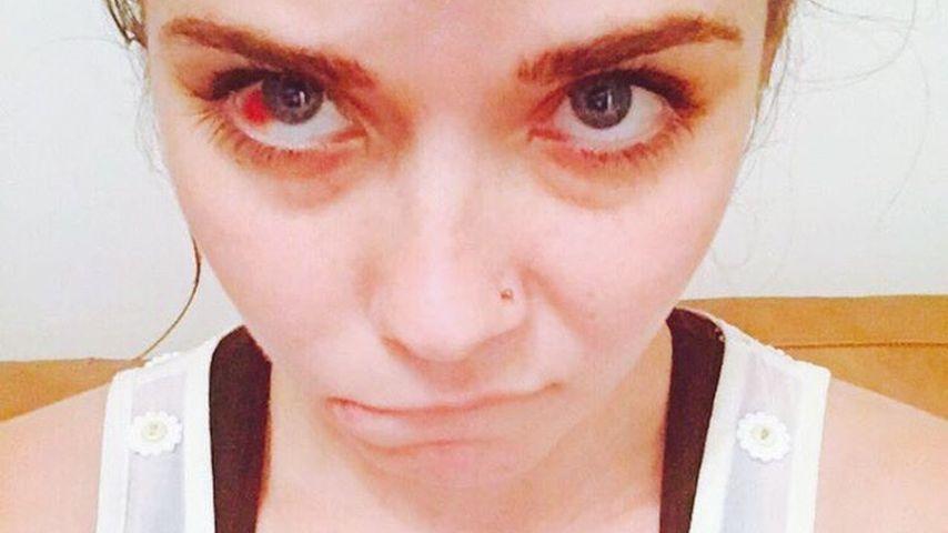 "Grace Phipps, Ex-""Vampire Diaries""-Star"