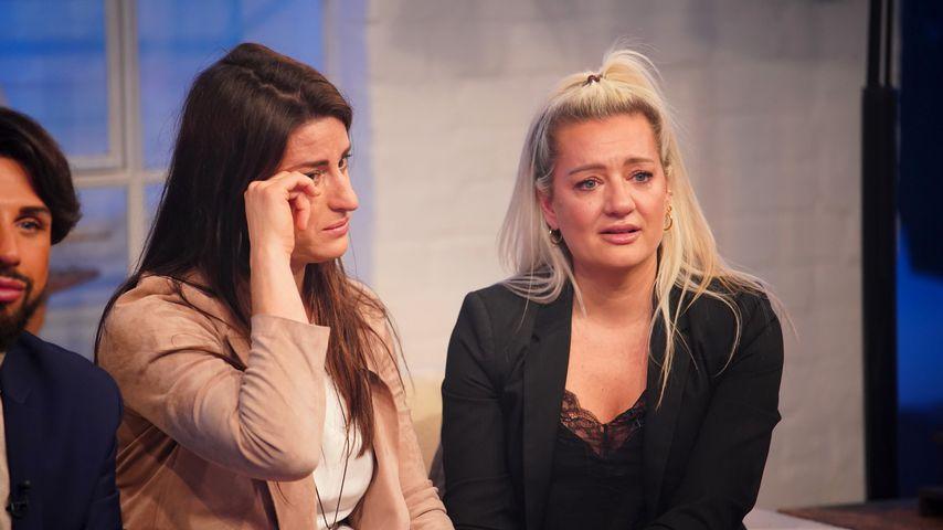 Gracia Baur und Juliette Schoppmann, Februar 2020
