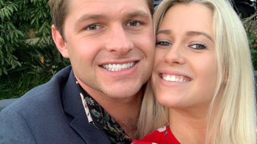 Greg Mallett und Lady Amelia Spencer in Südafrika im Juli 2020