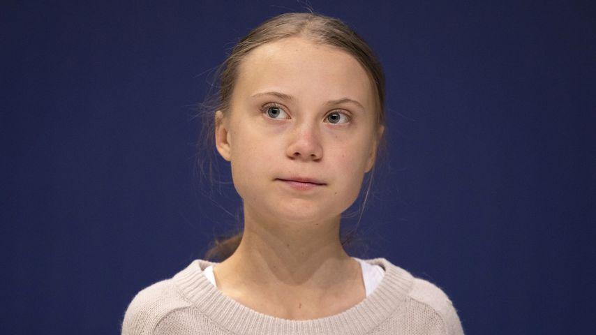 Greta Thunberg im Dezember 2019
