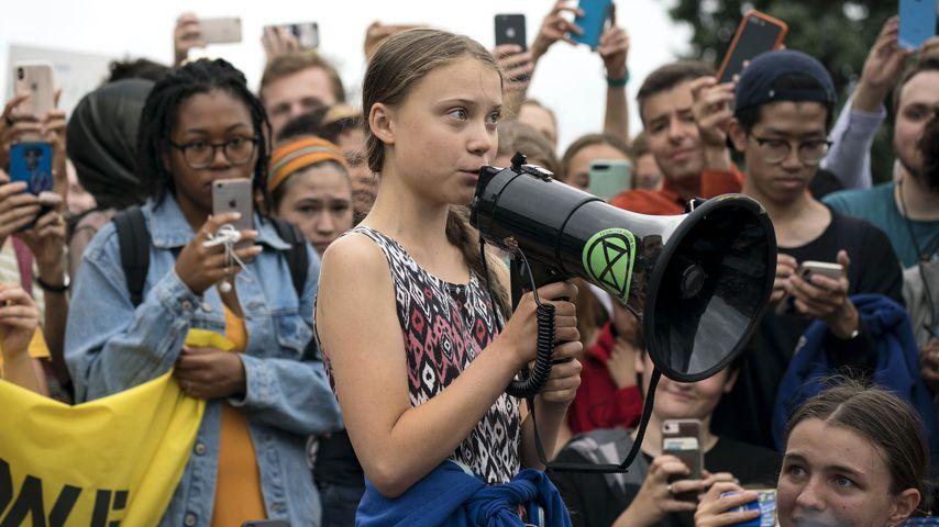 Nach Klima-Rede: Etliche Promis unterstützen Greta Thunberg!