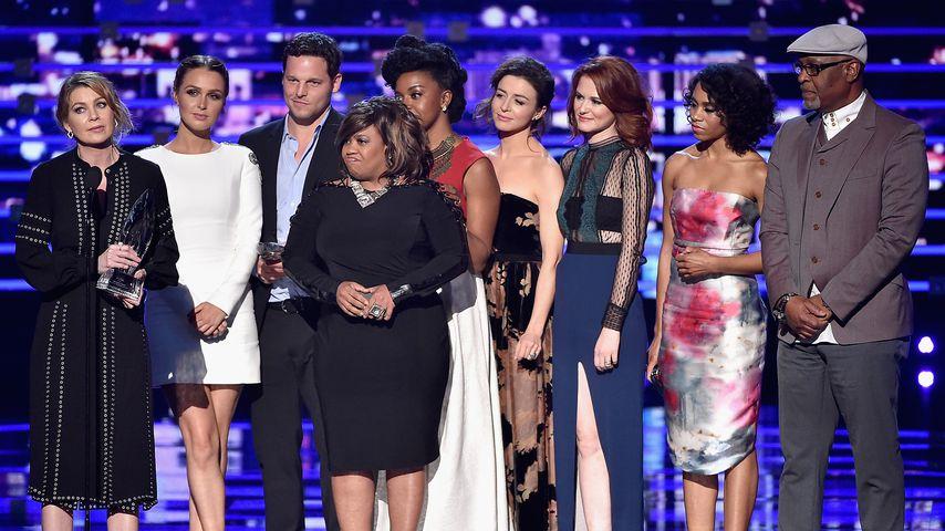 """Der """"Grey's Anatomy""""-Cast 2016"""
