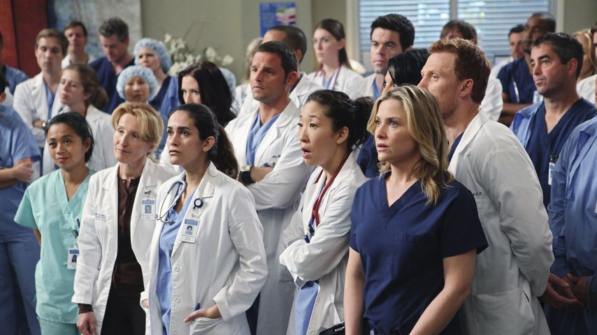 "Fan-Boykott: ""Grey's Anatomy"" ohne McDreamy am Ende?"