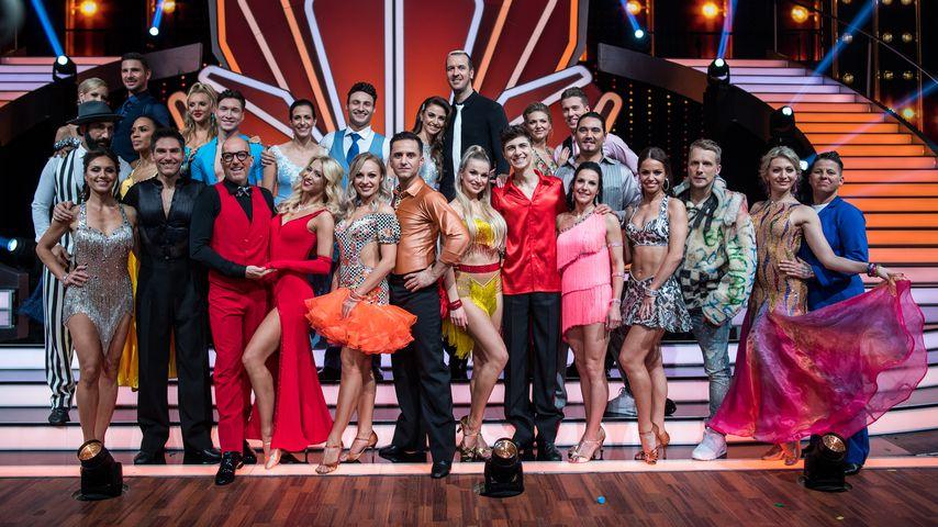 """Gruppenbild der """"Let's Dance""""-Stars, März 2019"""