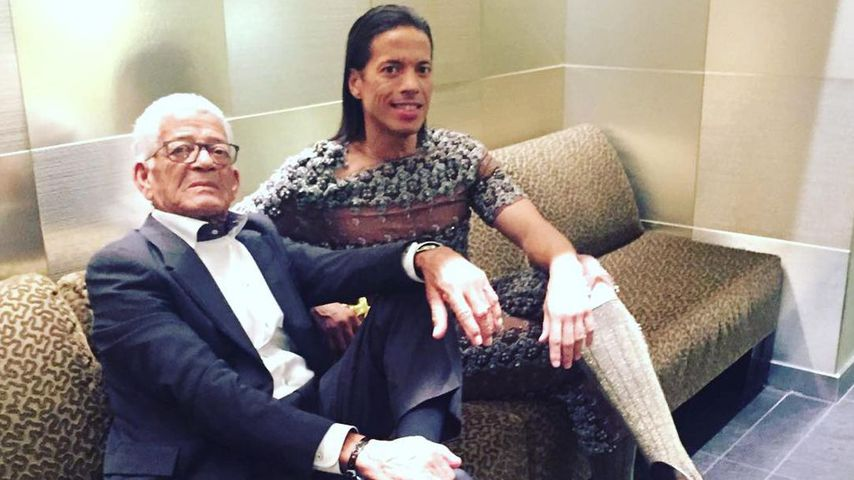Gudelio und Jorge Gonzalez bei den inTouch Awards 2016