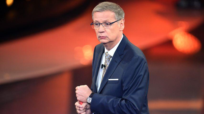 Günther Jauch im Dezember 2017