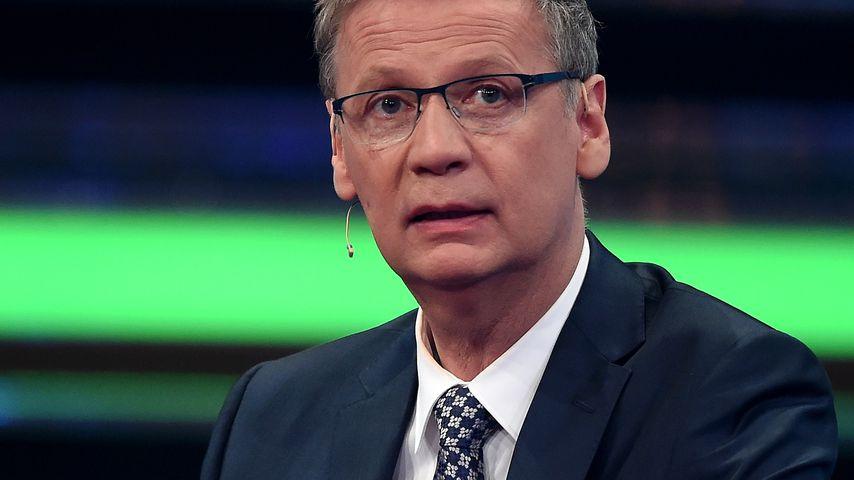 Günther Jauch in einer TV-Show