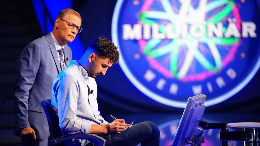 """Kurios: """"Wer wird Millionär?""""-Kandidat benutzt Notizzettel"""