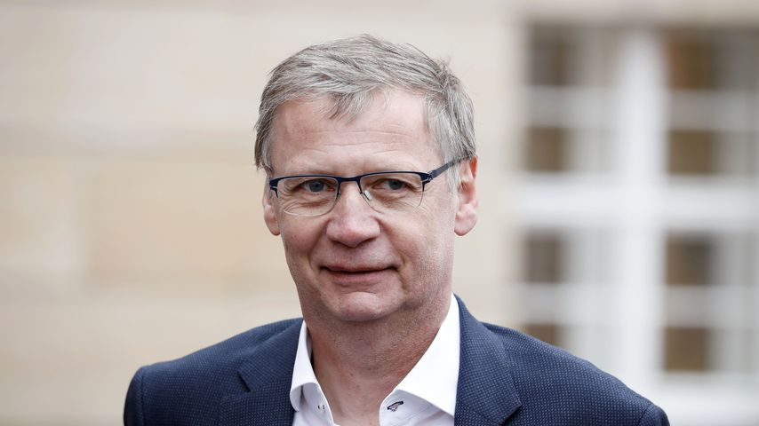 Günther Jauch im April 2019