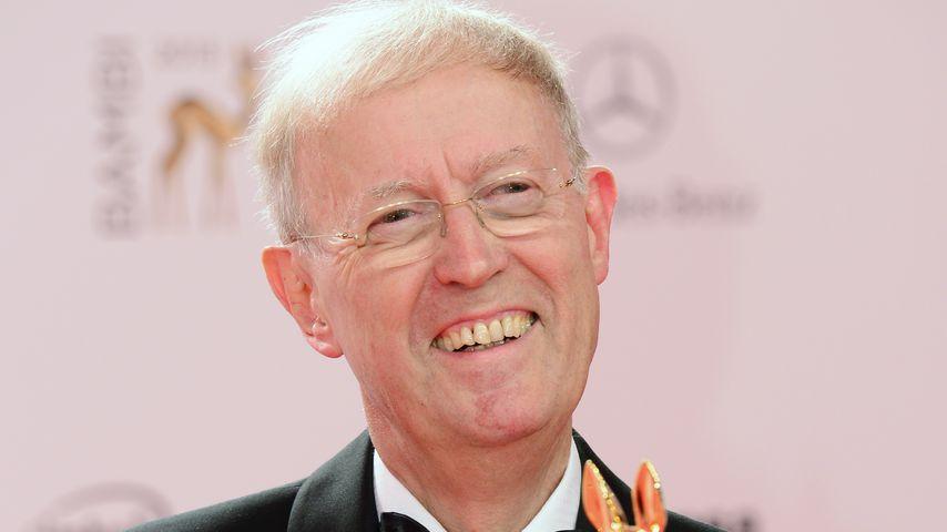 Gunther Witte bei der Bambi Verleihung 2013