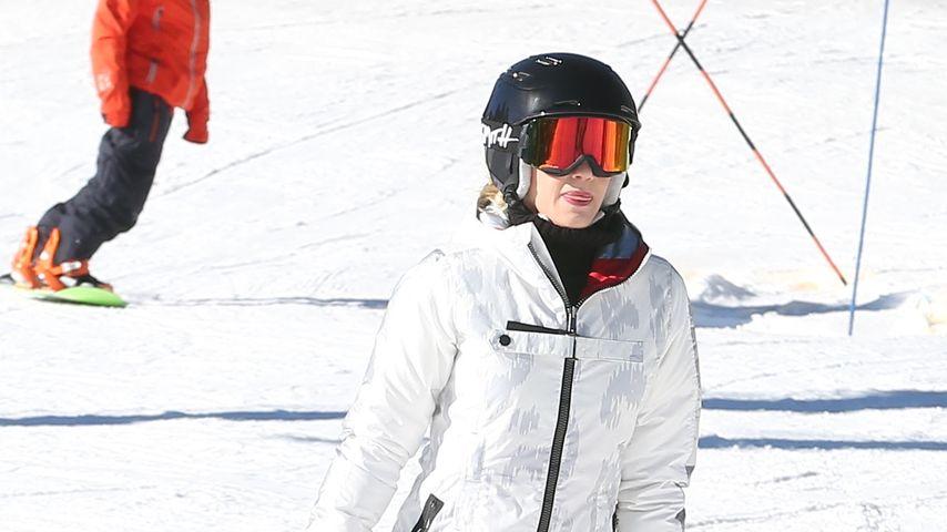 Familien-Urlaub: Gwen Stefani und Kids fahren Ski