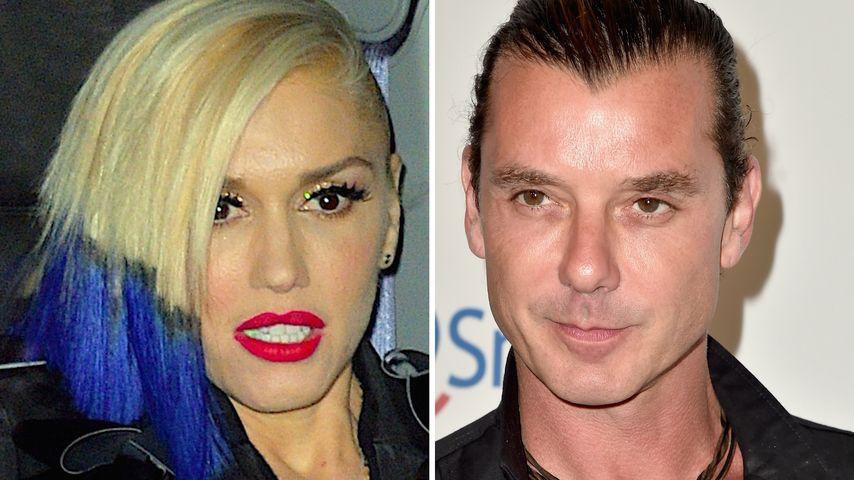 Offiziell! Gwen Stefani und Gavin Rossdale sind geschieden