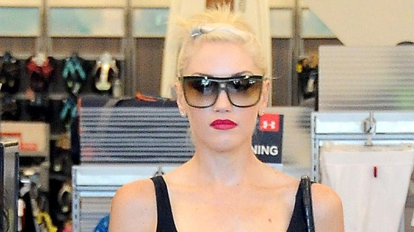 Top oder Flop? Gwen Stefani in ultra weiten Hosen