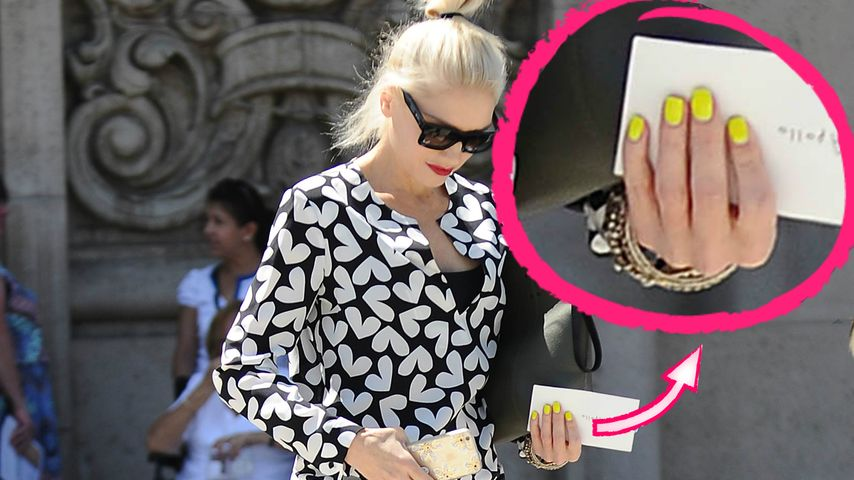 Zum 1. Mal: Gwen Stefani zeigt sich ohne Ehering!