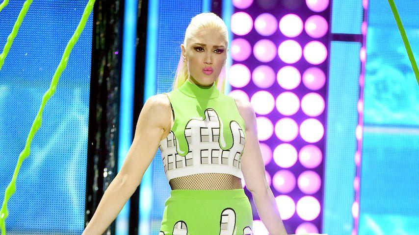 Gwen Stefani bei den Nickelodeon Kids' Choice Awards 2017 in Los Angeles