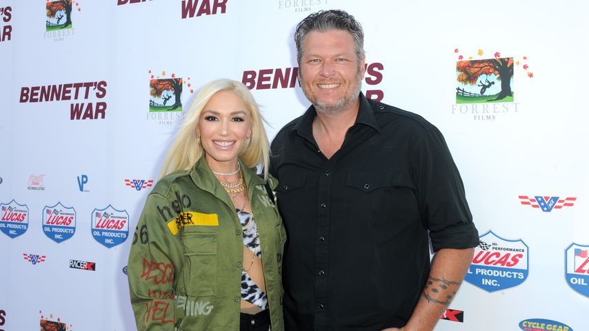 """""""Leben gerettet"""": Gwen Stefani schwärmt von Blake Shelton!"""