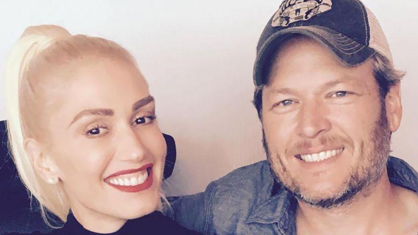 Gwen Stefani & Blake Shelton: Sie wollen ein Kind adoptieren