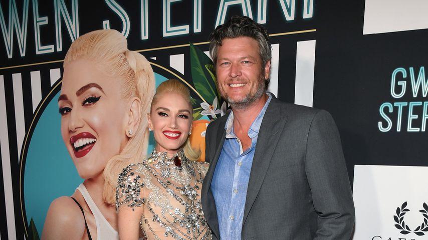 Gwen Stefani und Blake Shelton im Juni 2018 in Las Vegas