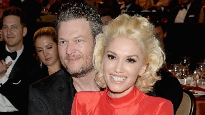 Bestätigt! Gwen Stefani & Blake Shelton sind ein Paar