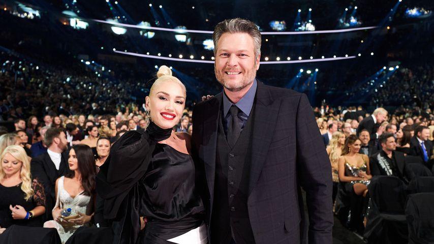 Gwen Stefanis Freund Blake Shelton gewinnt bei CMA-Awards!