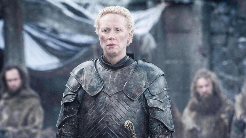 """Gwendoline Christie in """"Game of Thrones"""", Staffel 6"""