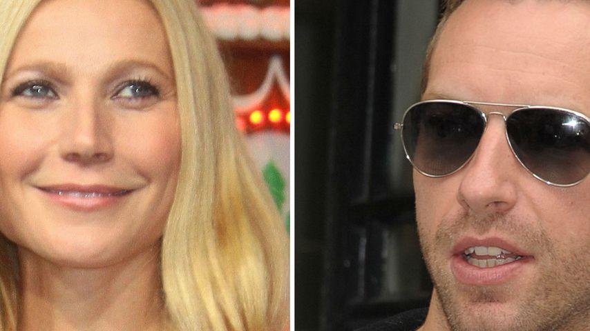 Scheidung! Gwyneth Paltrow & Chris einigen sich heimlich